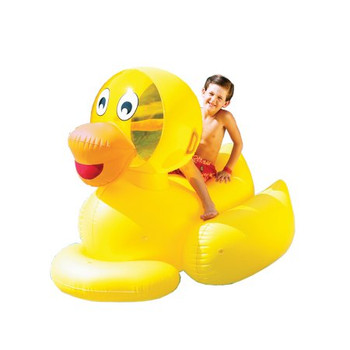 """Giant Ducky 60"""" - Out of Box"""