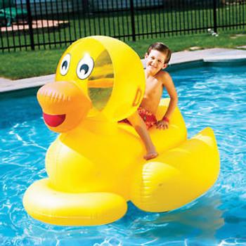 "Giant Ducky 60"" - Actual Photo"