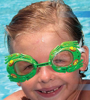 Sea Pals Swim Goggles