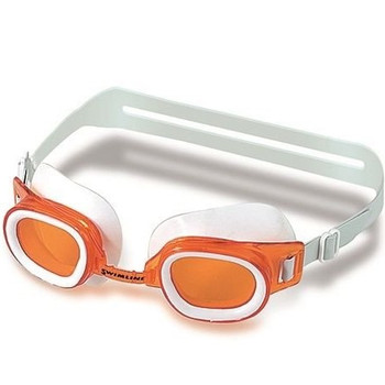 St. Lucia Swim Goggle - Out of Box - Orange