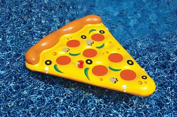 Pool Pizza Slice - Actual Photo 1
