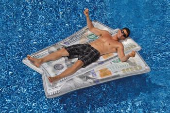 Cool Cash Float - Actual Photo 2