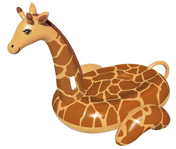 Giant Giraffe Ride on - Out of Box