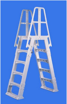 A Frame Ladder Slide Lock Taupe