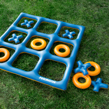 Tic Tac Toe Float