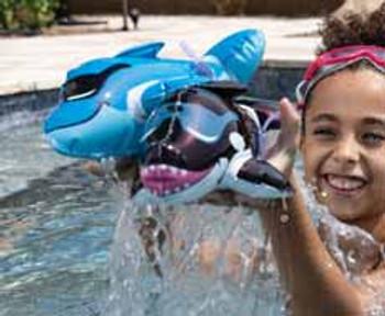 Swimpals Minis Dolphin/Orca 2 PK