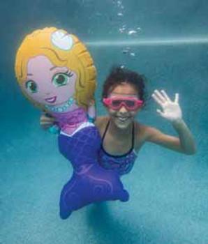 Swimpals Mermaid