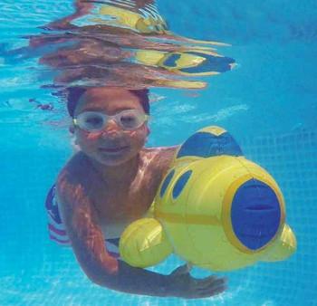 Swimpals Submarine
