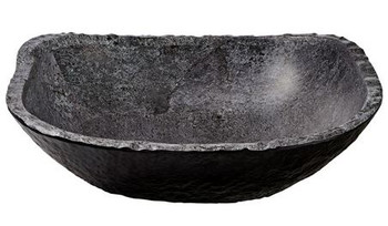 "Galaxy Granite 10""X 6"" Serving Bowl"