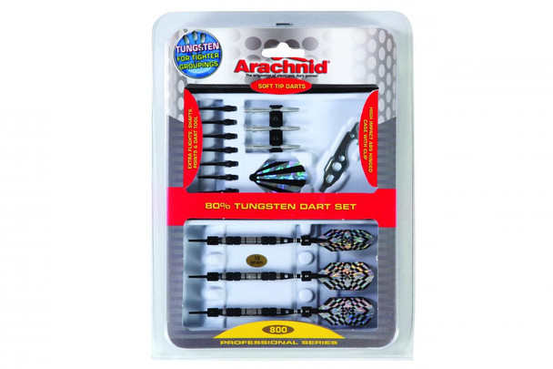 Arachnid SFP800 Soft Dart Set - In Box