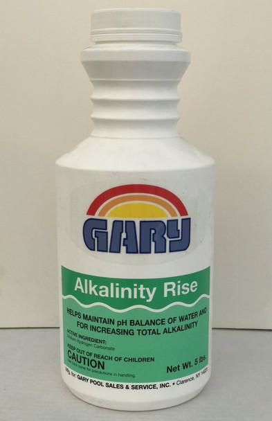 Alkalinity Increase #5 - In Box