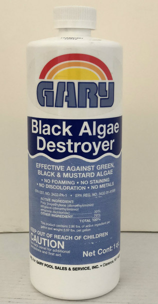 Black Algae Destroyer
