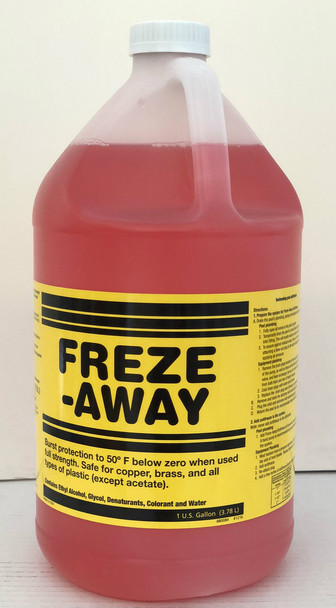 Antifreeze Freze-away