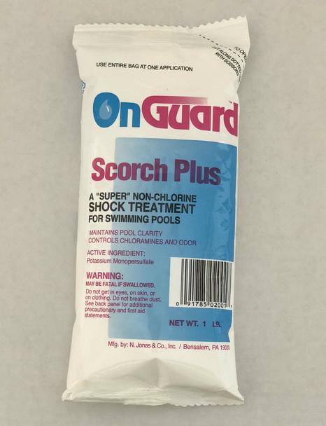 Scorch Plus - 1lb - In Box