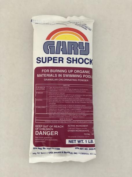 Shock Scorch - 1lb Granular - Gary's