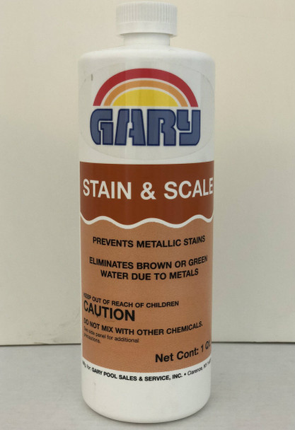 Stain & Scale Control - In Box