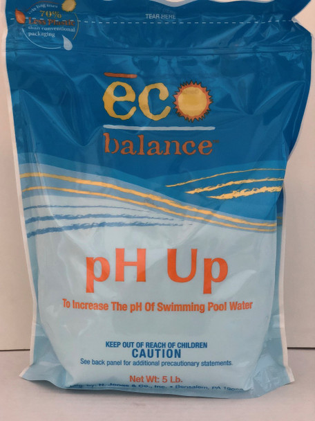 Eco Balance PH Increase #5 - In Box