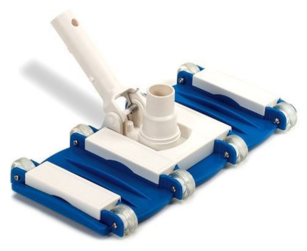 Inground Concrete Pool Vacuum Head - Out of Box