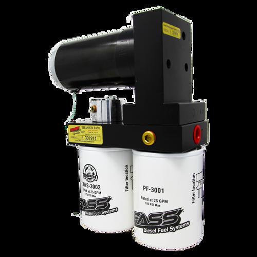 FASS Titanium Signature Series Diesel Fuel Pumps Gm Duramax 2011-2015