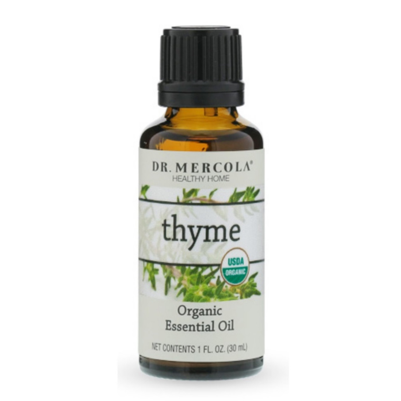 Dr Mercola Organic Thyme Essential Oil