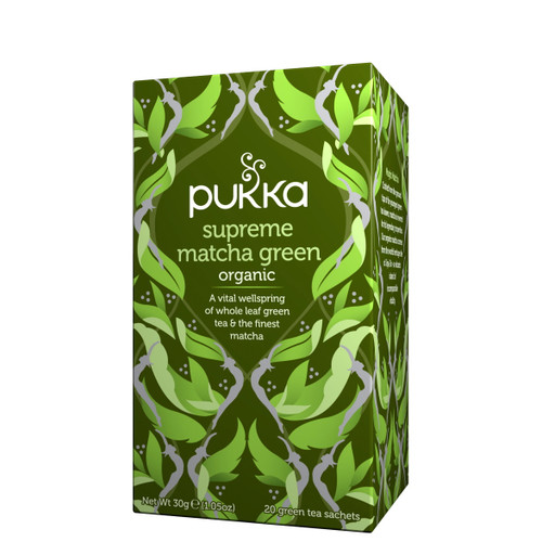 Pukka Supreme Matcha Green Tea - 20 bags
