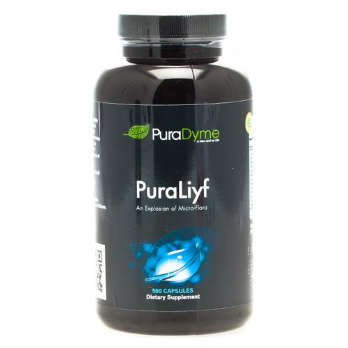 PuraDyme PuraLiyf - 500 capsules