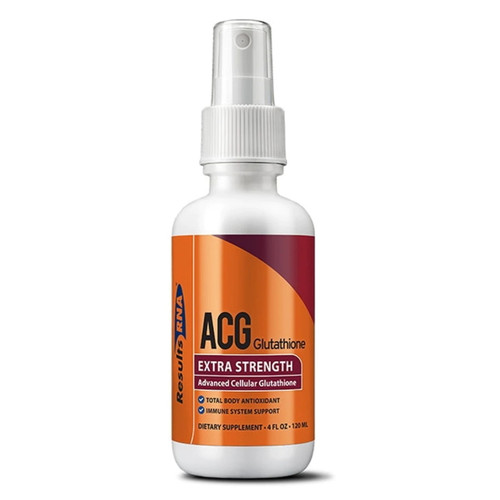 Results RNA ACG Glutathione Extra Strength - 120ml