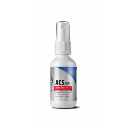 Results RNA Advanced Cellular Silver (ACS) 200 Extra Strength 60ml