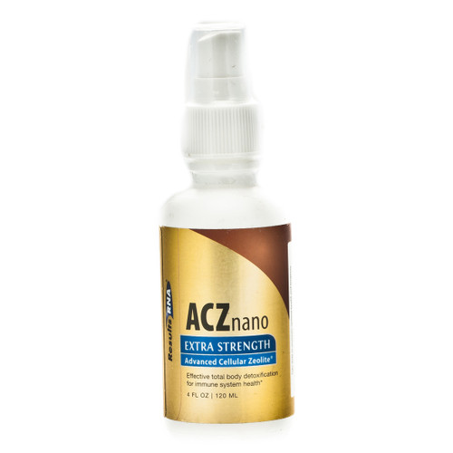 Results RNA Advanced Cellular Zeolite ACZ nano Extra Strength 120ml