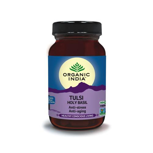 Organic India Tulsi (Holy Basil) - 90 capsules