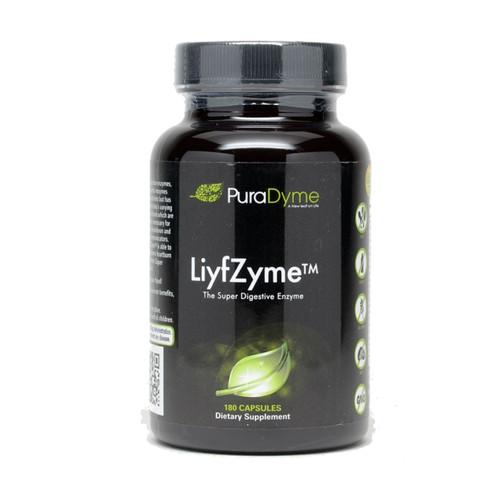 PuraDyme LiyfZyme - 180 capsules