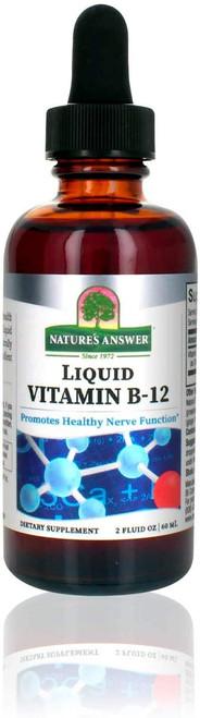 Nature's Answer Liquid Vitamin B-12 - 60ml