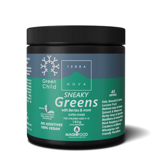 Terranova Green Child Sneaky Greens - 180g