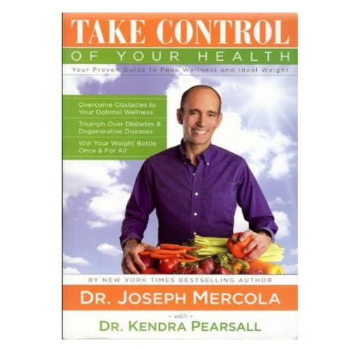 Dr Mercola Take Control Of Your Health Book - Dr Joseph Mercola