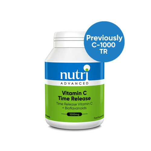 Nutri Advanced Vitamin C Time Release - 90 tablets