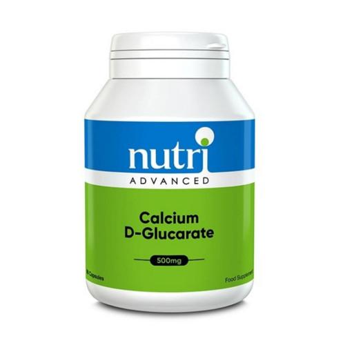 Nutri Advanced Calcium D-Glucarate - 90 capsules