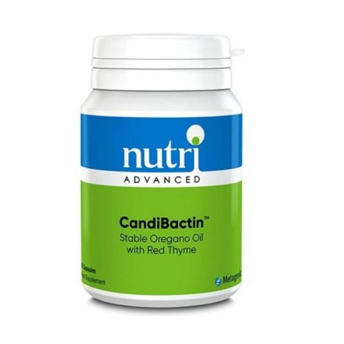 Nutri Advanced CandiBactin - 60 capsules
