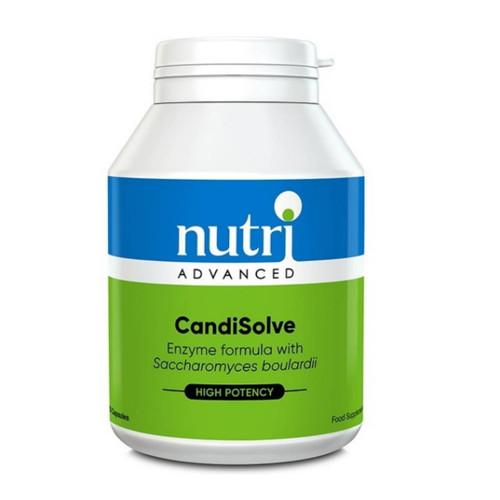 Nutri Advanced CandiSolve - 120 capsules