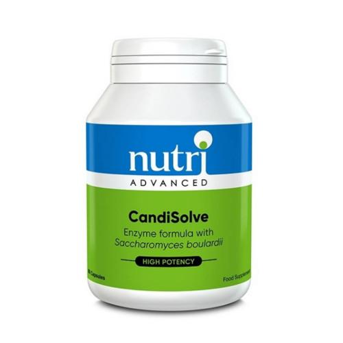 Nutri Advanced CandiSolve - 60 capsules