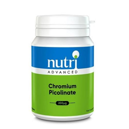 Nutri Advanced Chromium Picolinate - 90 tablets