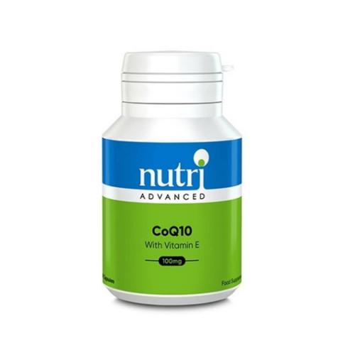 Nutri Advanced CoQ10 100mg - 30 capsules