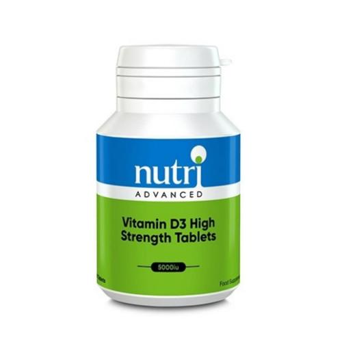 Nutri Advanced D3 High Strength (5000iu) - 60 tablets