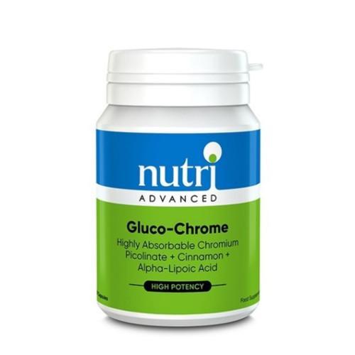 Nutri Advanced Gluco-Chrome - 60 capsules
