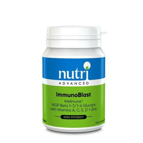 Nutri Advanced ImmunoBlast - 60 tablets