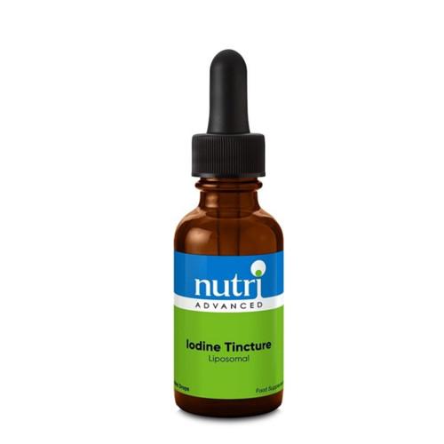 Nutri Advanced Iodine Tincture (Liposomal) - 50ml
