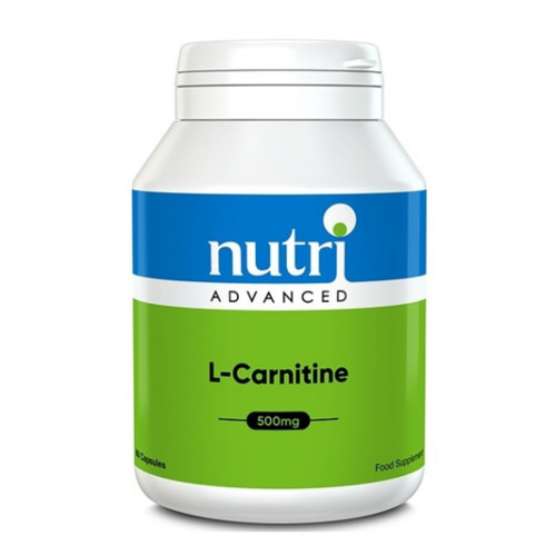 Nutri Advanced L-Carnitine - 60 capsules