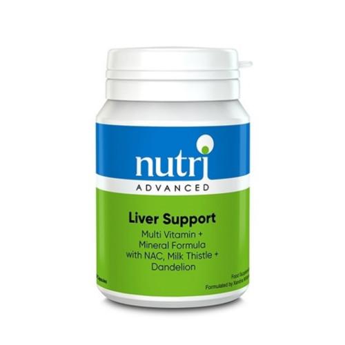 Nutri Advanced Liver Support - 60 capsules