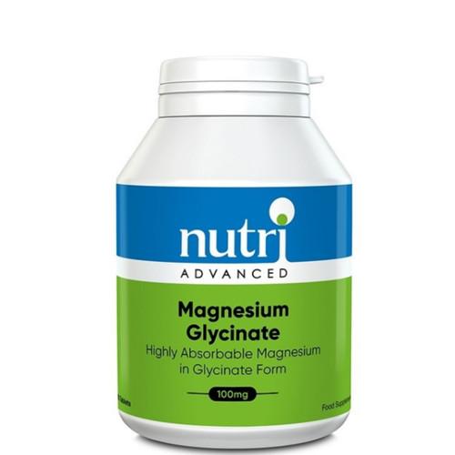 Nutri Advanced Magnesium Glycinate - 120 tablets