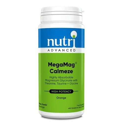 Nutri Advanced MegaMag Calmeze (Orange) - 262.5g