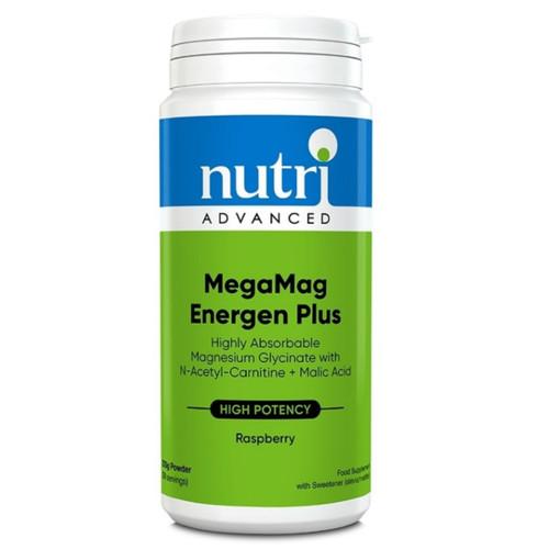 Nutri Advanced MegaMag Energen Plus (Raspberry) - 225g